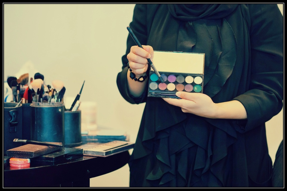 One of my must-have palettes from SLEEK