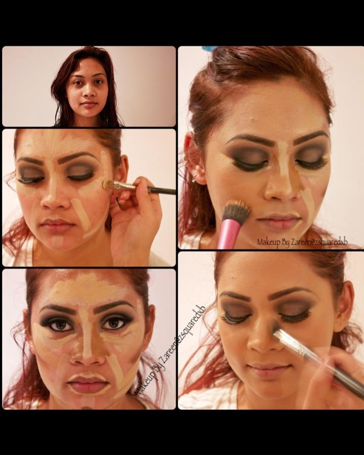 contouring make-over