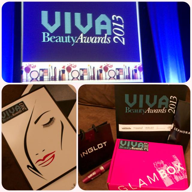 Viva Beauty Awards 2013
