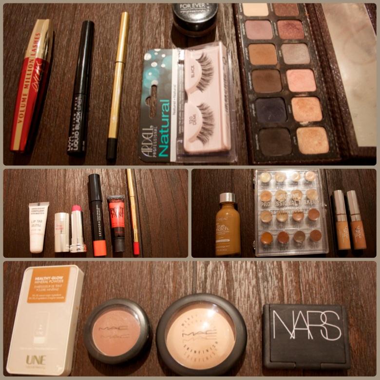 UNE, Benefit cosmetics, M.A.C, Nars, Laura Mercier, L'oreal