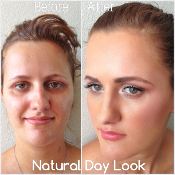 Natural Day Makeup