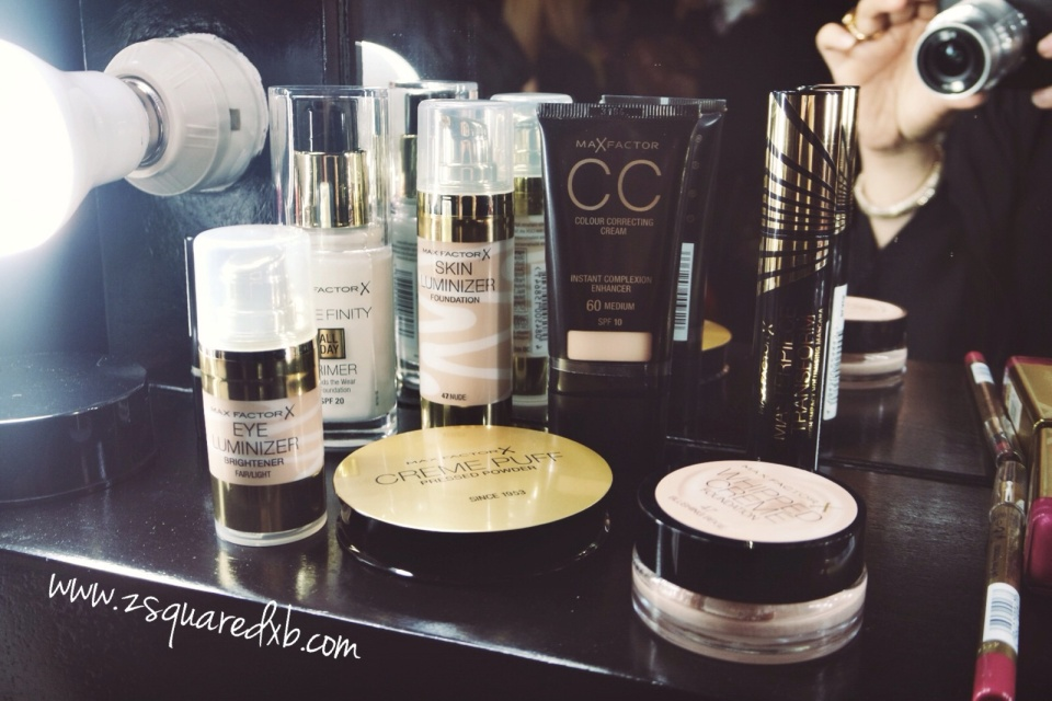 MaxFactor Hollywood Glam event